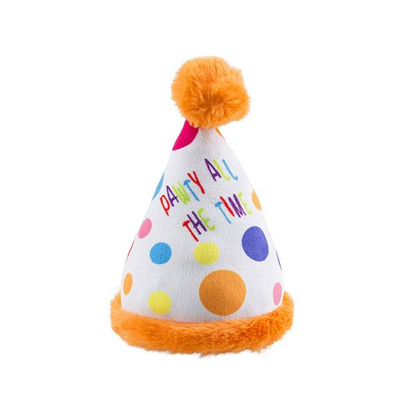 Hondenspeelgoed Haute Diggity Dog - Happy Birthday Party Hat