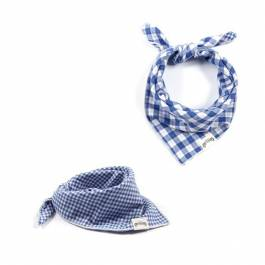 Bandana 'Blue Farmer'