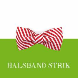Strik voor halsband 'Red...