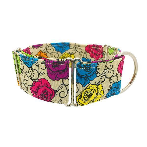 hippe martingale halsband windhond rozen