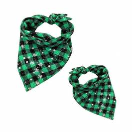 Bandana 'Winter Lumberjack'