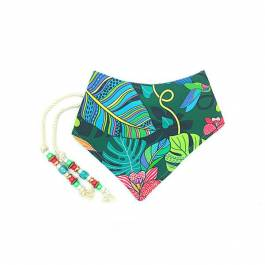 Bandana 'Tropical Forest'