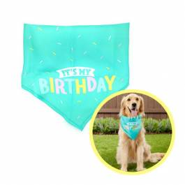 happy birthday honden bandana
