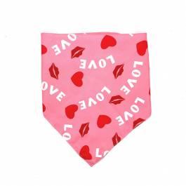 Bandana 'Be my Valentine'